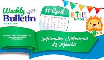 Informativo Nutricional La Kiwicha