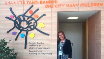 Curso de capacitación en Reggio Emilia – Italia